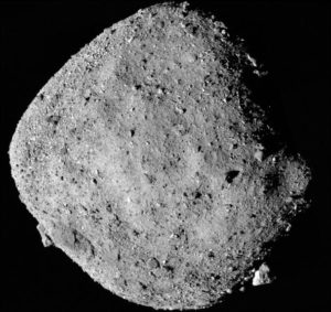 Asteroid 2002 PZ39